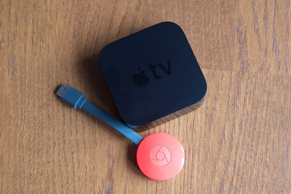 Is The 35 Chromecast A Viable Apple Tv Alternative For