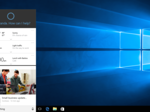 cortana windows10 1