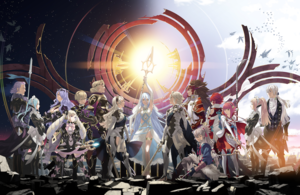 fire emblem fates artwork