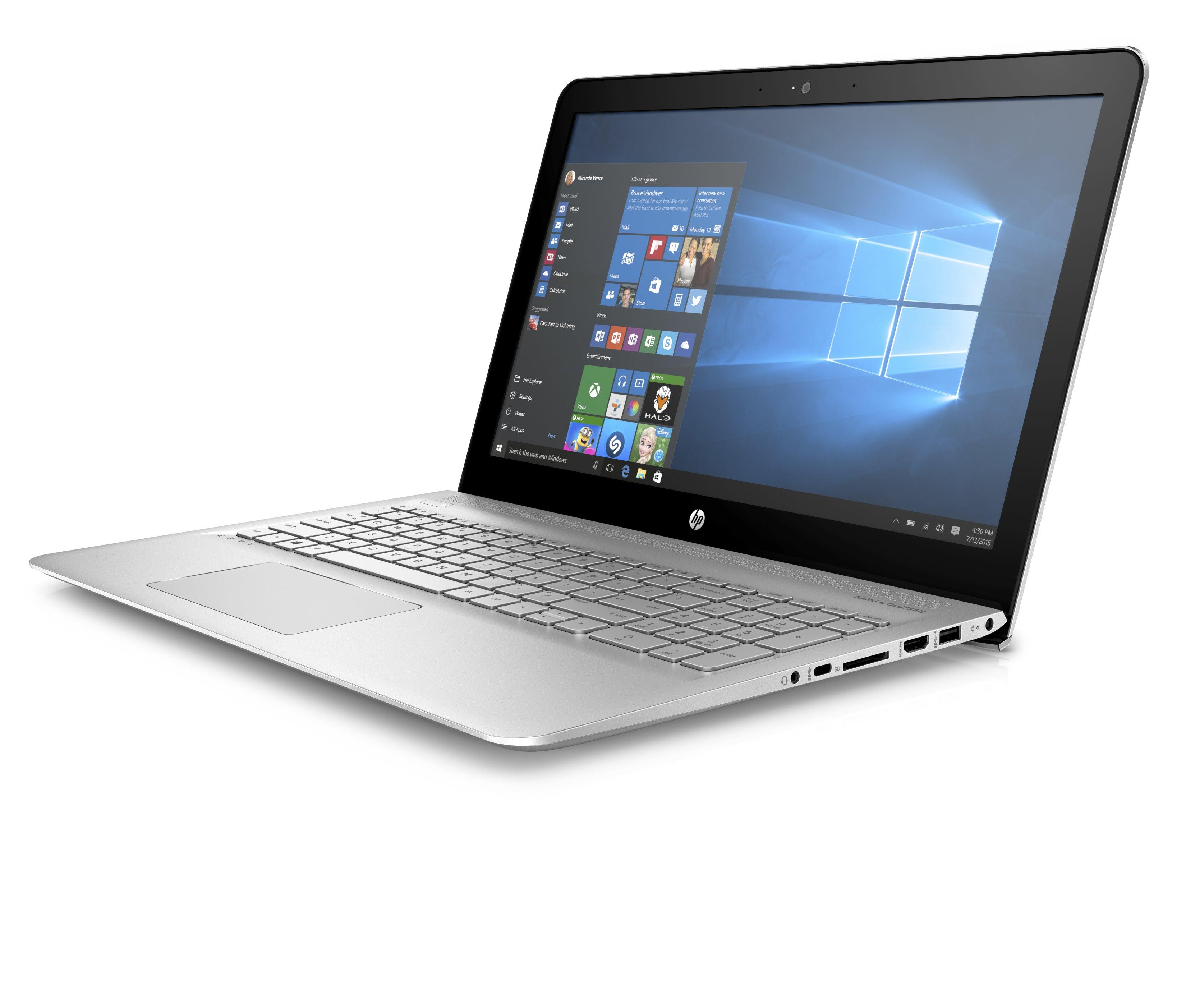 Hp S Envy Laptops Pack Longer Battery Life And Amd S New