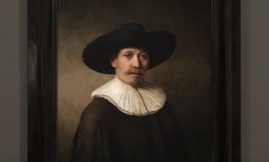 Next Rembrandt AI 3D printing