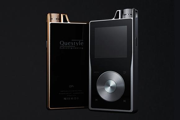 Questyle hi-res audio player
