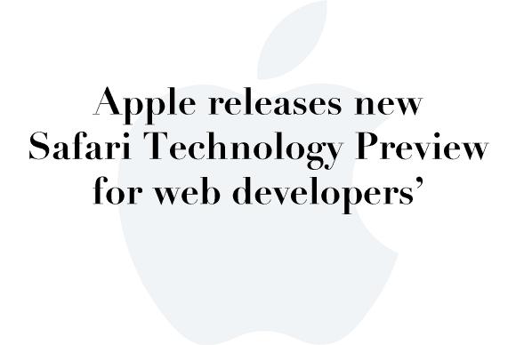 safari tech preview