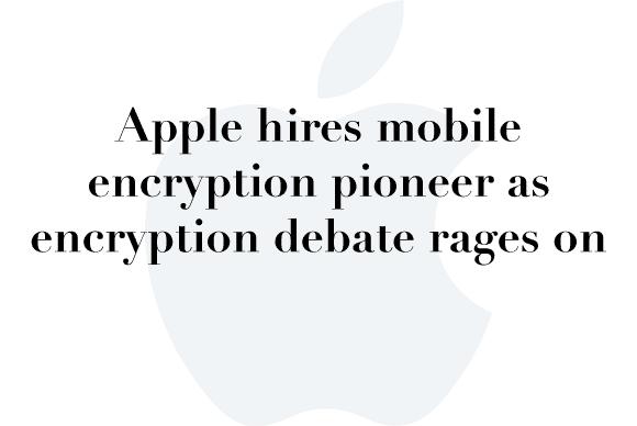 apple encryption hire