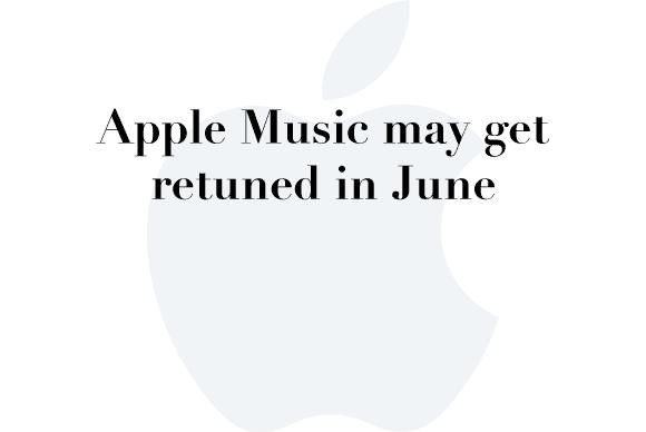 apple music june retune