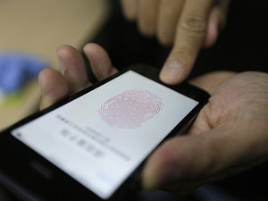 iphone fingerprint 5s