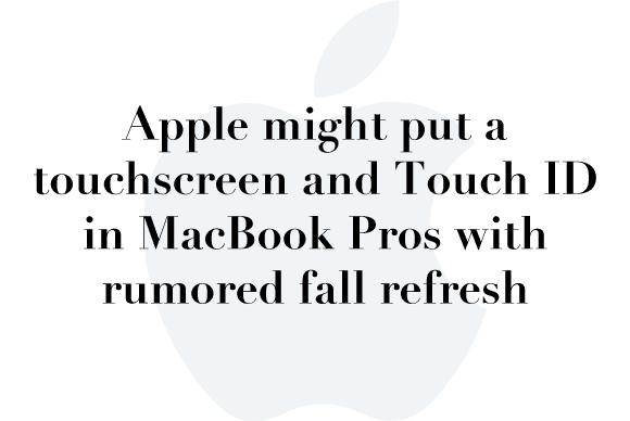 macbook pro refresh
