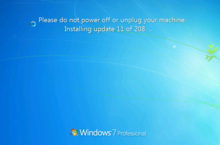 Microsoft issues cumulative roll-up pack for Windows 7