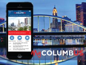 mycolumbus app