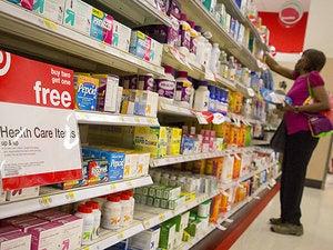 pharmacy target