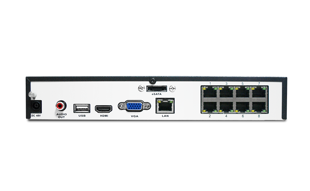 Reolink RLN8-410 8-Channel PoE NVR review: Corral up to 8