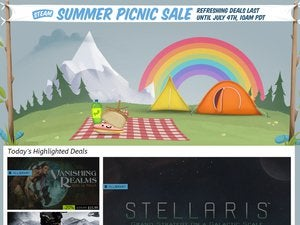 Steam Summer Sale 2016