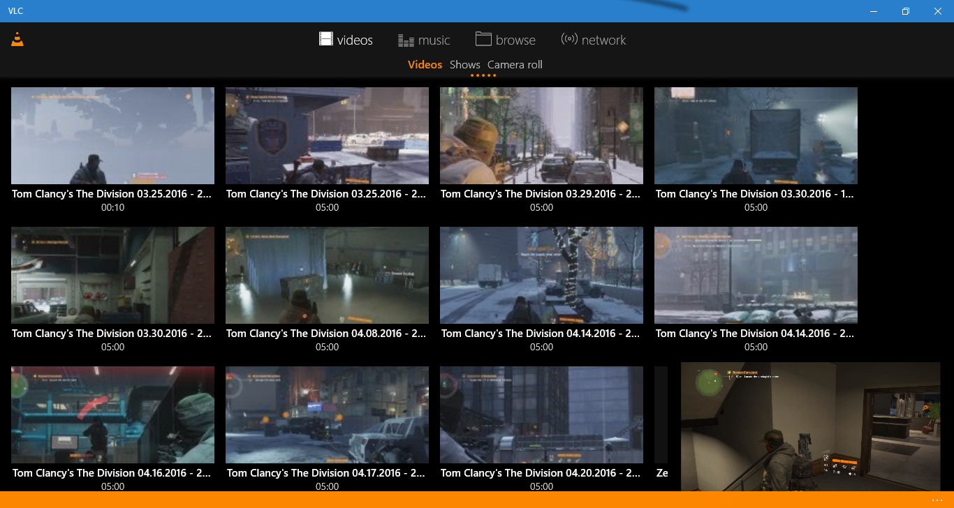 how to use vlc media player on windows 10