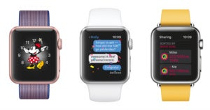 watchos 3 primary