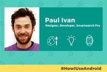 How I Use Android: Pujie Black creator Paul Ivan