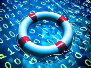 rescue recovery data binary sea ocean [Thinkstock-99694205]