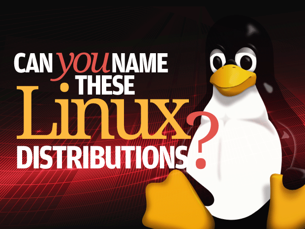 Slideshow - Can You Name these Linux Distributions? [cover]