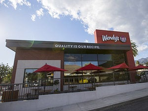 wendys restaurant