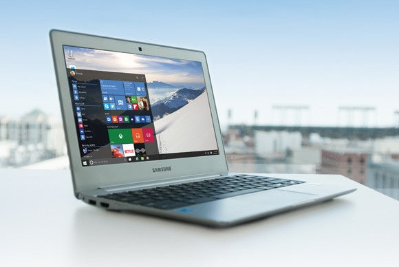 windows 10 samsung laptop