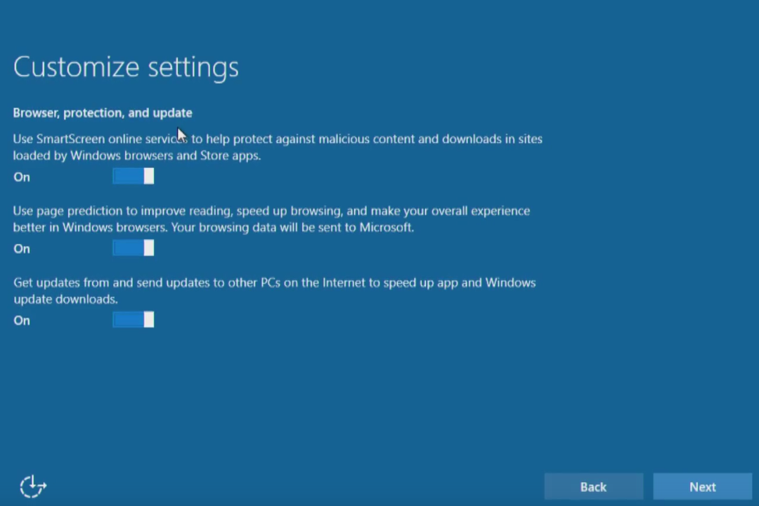 Windows 10 upgrade Express Settings: How to customize them ...