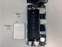 New battery technology could double capacities for consumer electronics