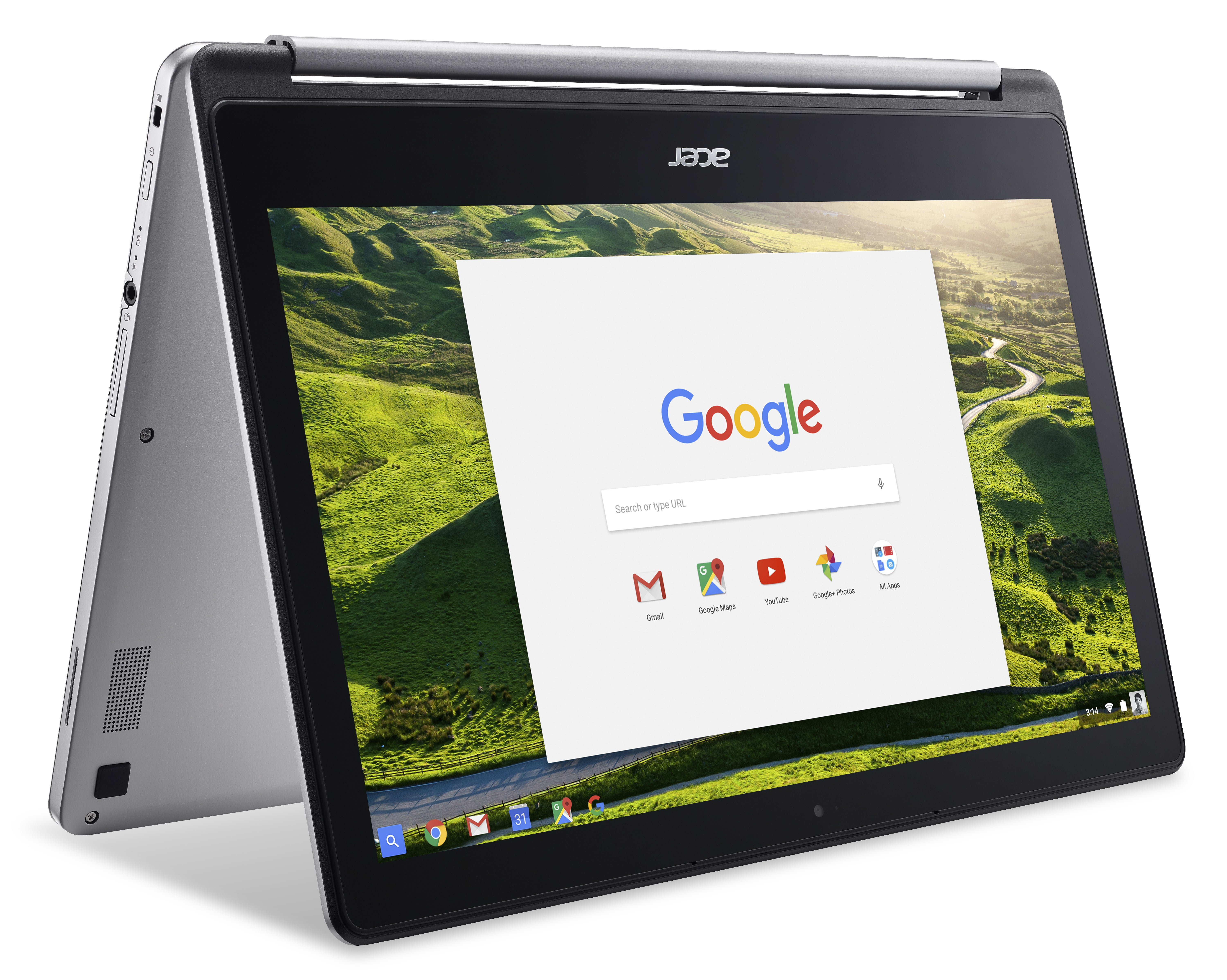 Acers new spin laptops double as tablets and start at 250 pc acer chromebook r 13 05 fandeluxe Gallery