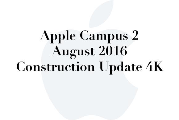 apple campus aug 2016 update