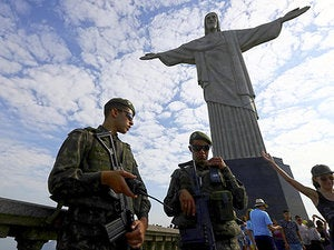 brazil security