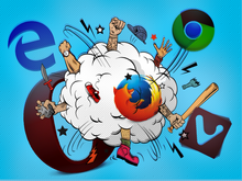 Windows 10 browser beatdown: Who's got the edge?
