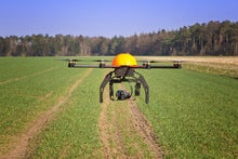 Commercial drones take off to deliver new data and business models
