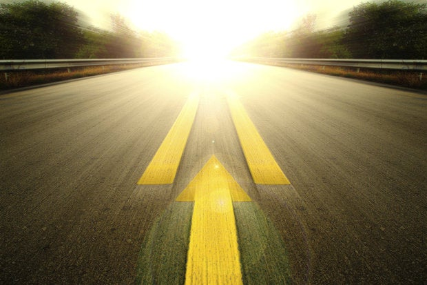 road ahead future