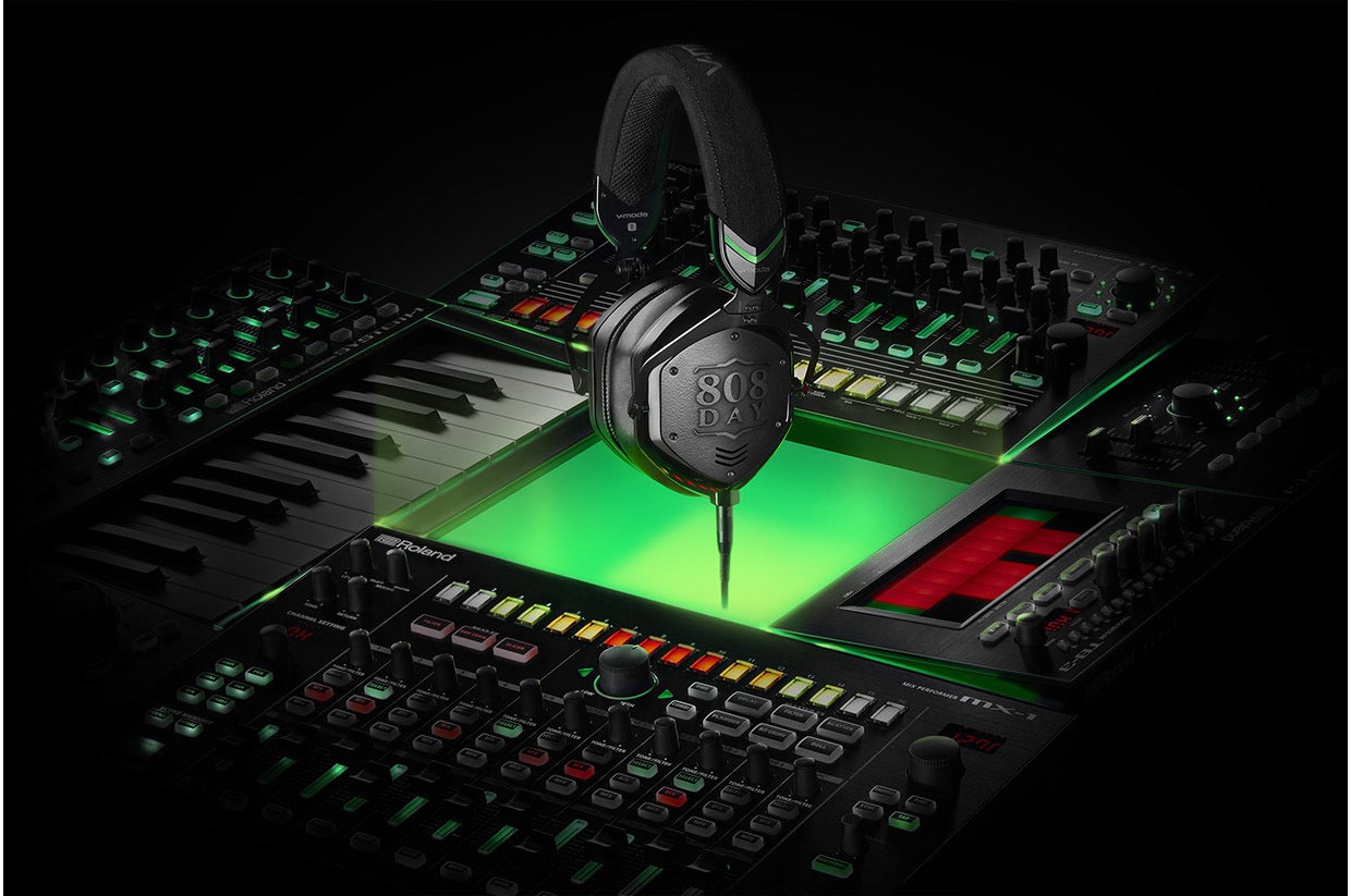Roland Corporation snatches up 70% stake in V-MODA