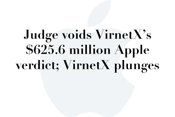 virnetx plunge