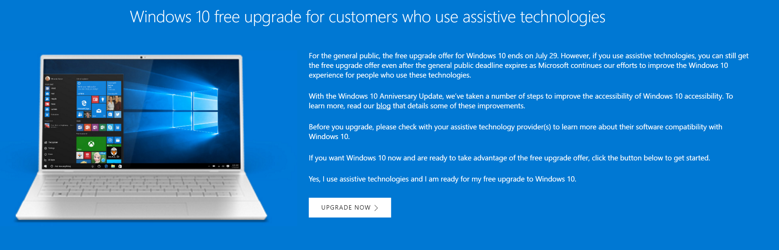 3 ways you can still get Windows 10 for free | PCWorld
