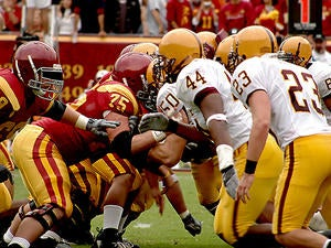 football offense defense