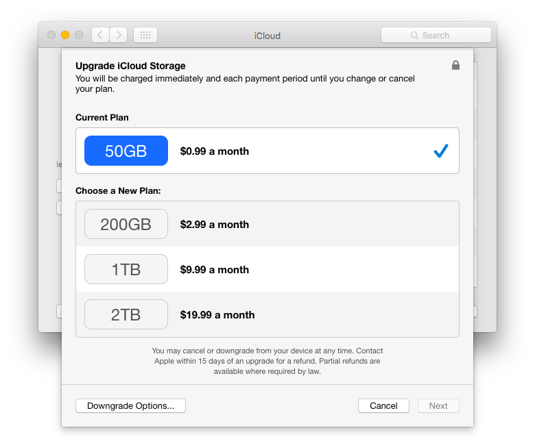 how to get my info back from icloud