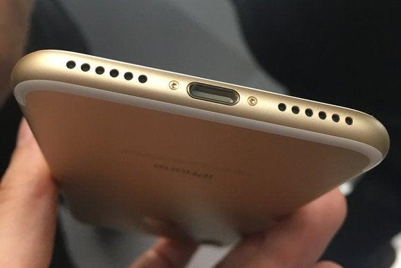 iphone7 speakers