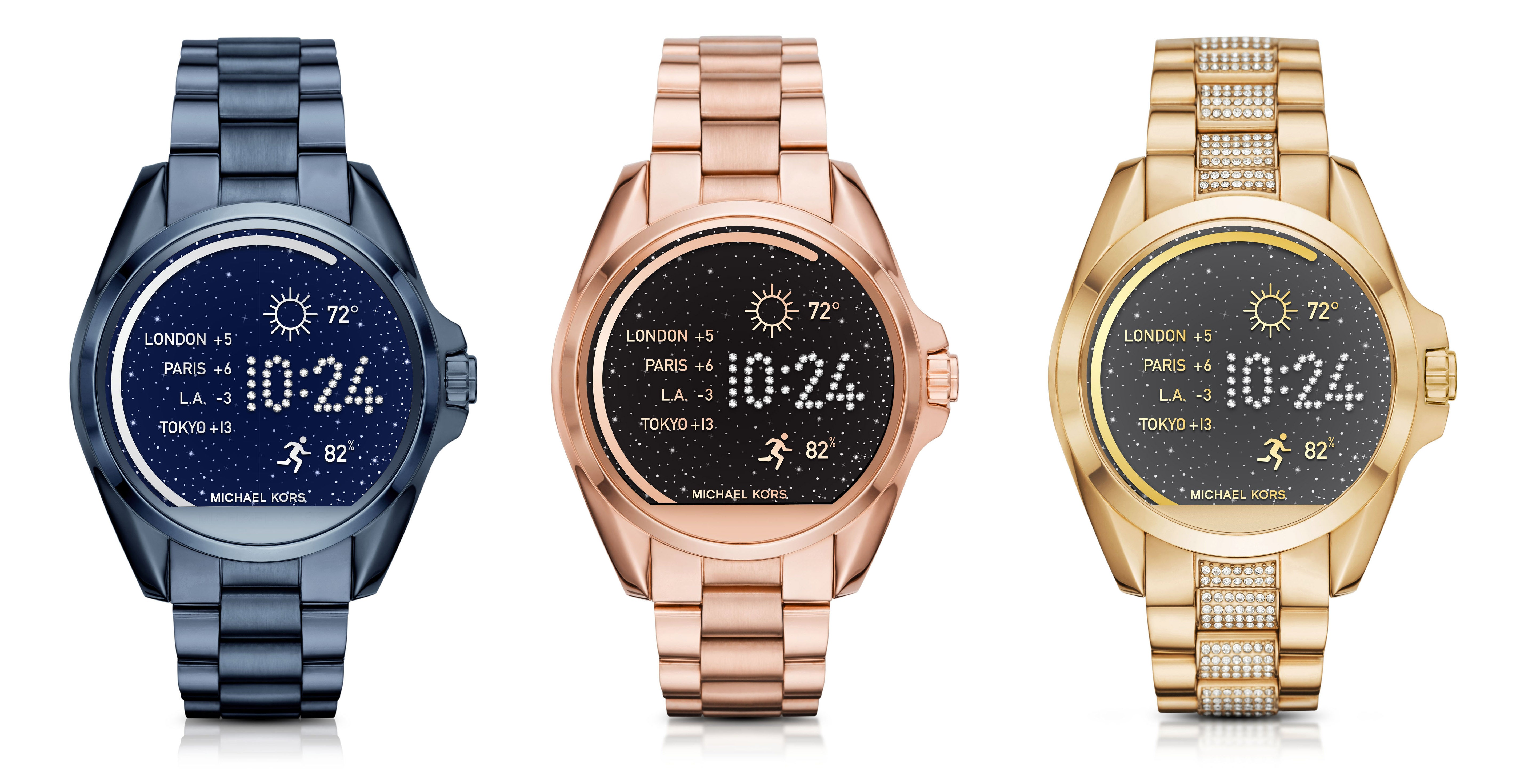 review michael kors access bradshaw review an android wear smartwatch you ll actually want to wear