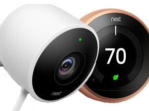 nest cam iq marks a clean break from the dropcam platform. Black Bedroom Furniture Sets. Home Design Ideas
