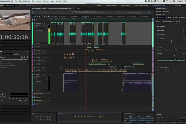 Adobe Audition Cc 2015 2 Review Audio Editing Becomes