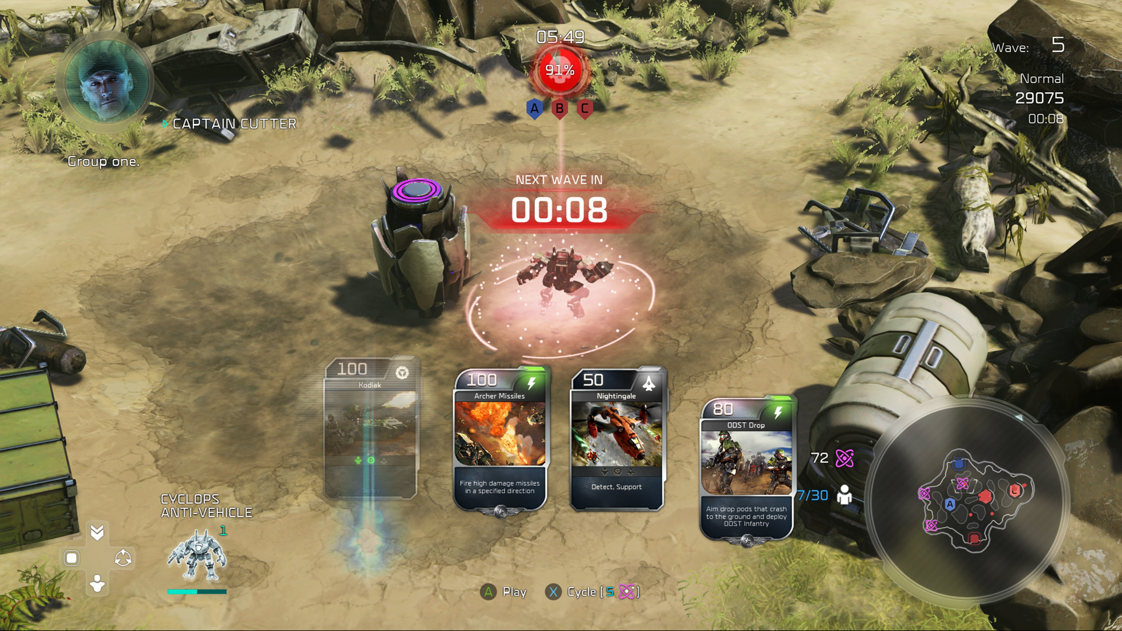 Halo Wars 2 hands-on preview: Blitz mode's thrilling twists