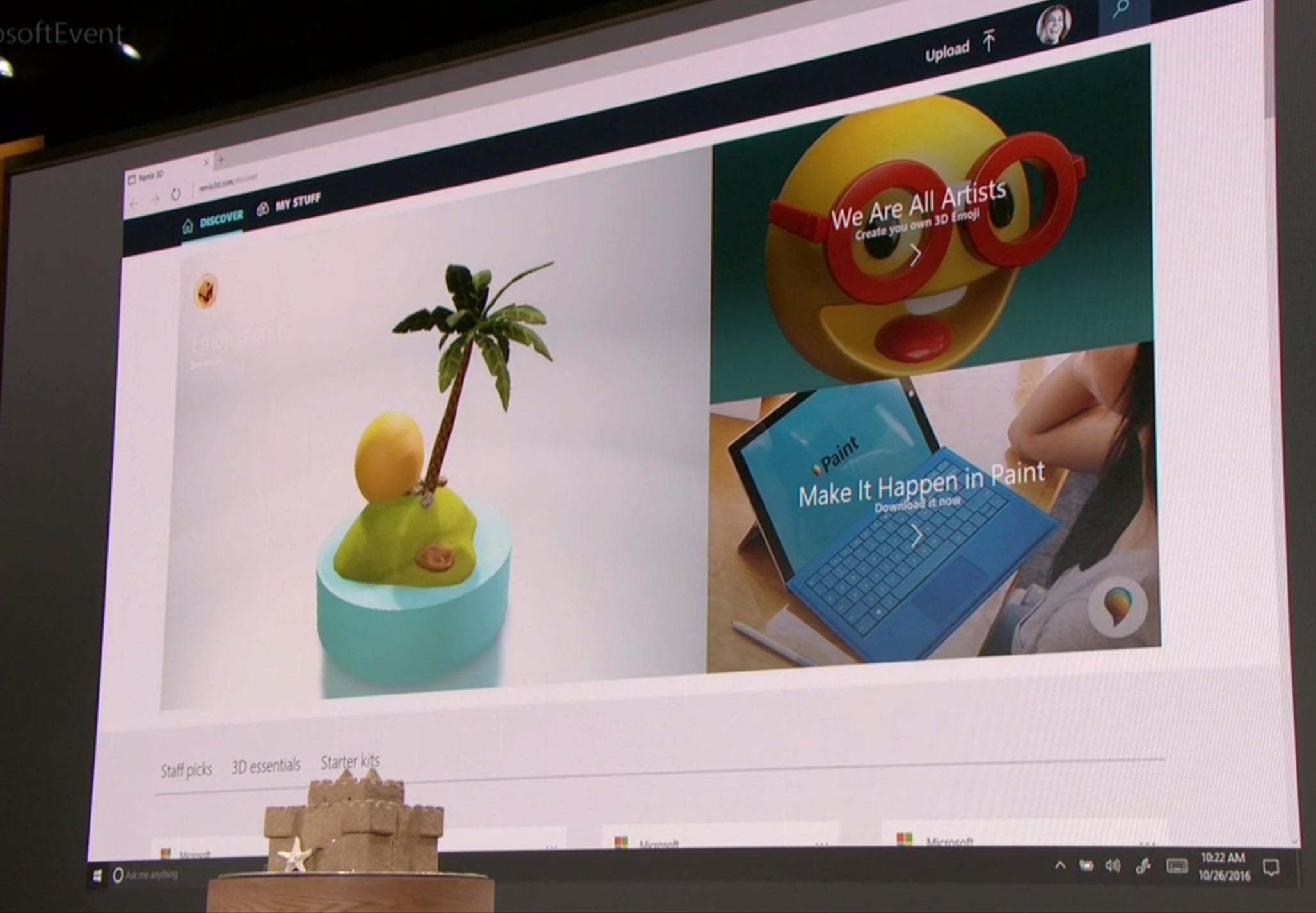 Windows 10's new Paint 3D app drags physical objects into digital worlds | PCWorld
