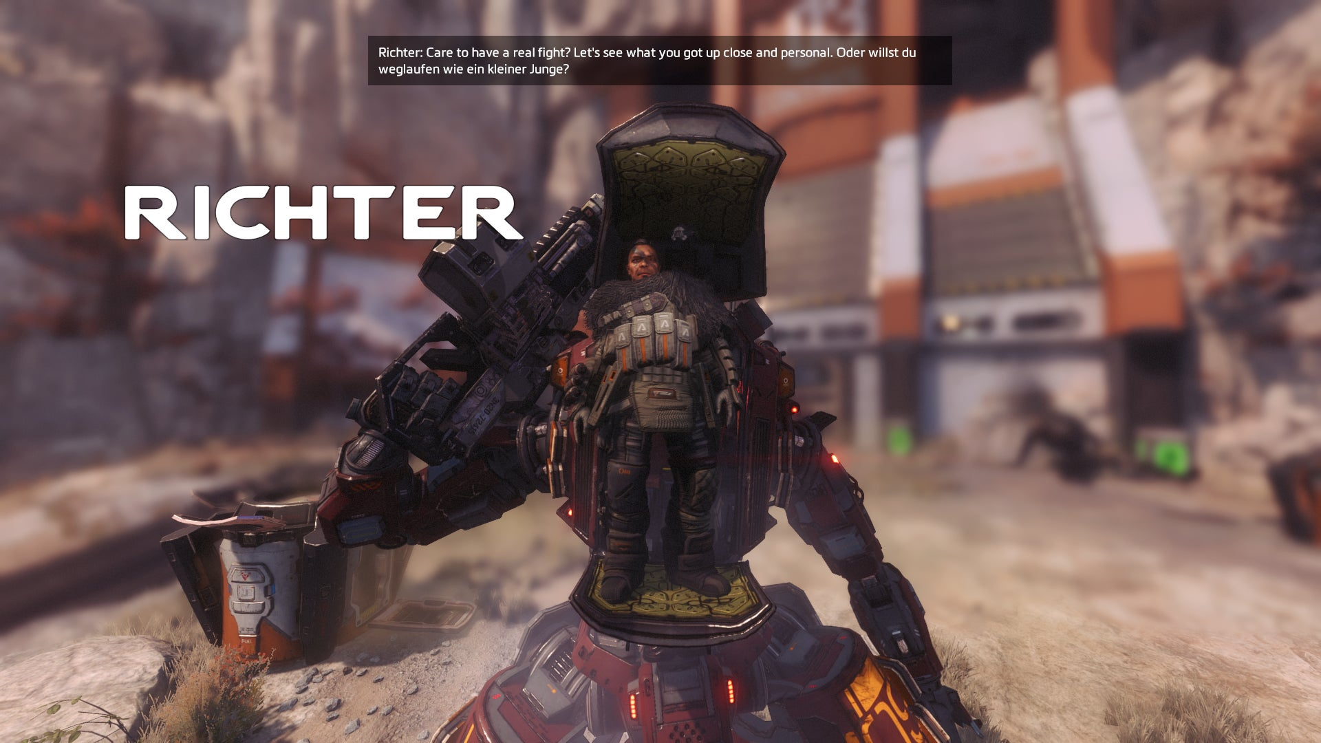 Titanfall 2 Review: Prepare For More Mech-dropping, Wall