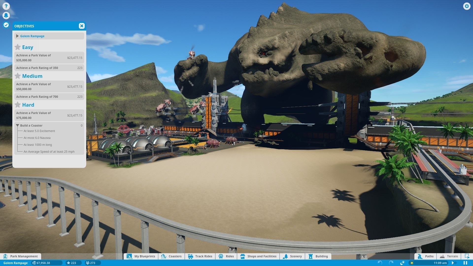 Planet Coaster review: This joyful theme park builder offers