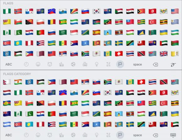 emoji compare flags3
