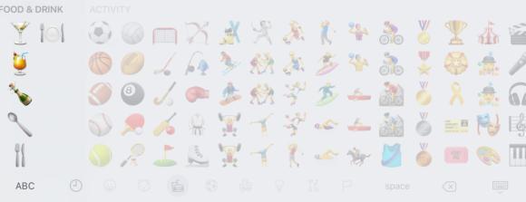 emoji compare food2