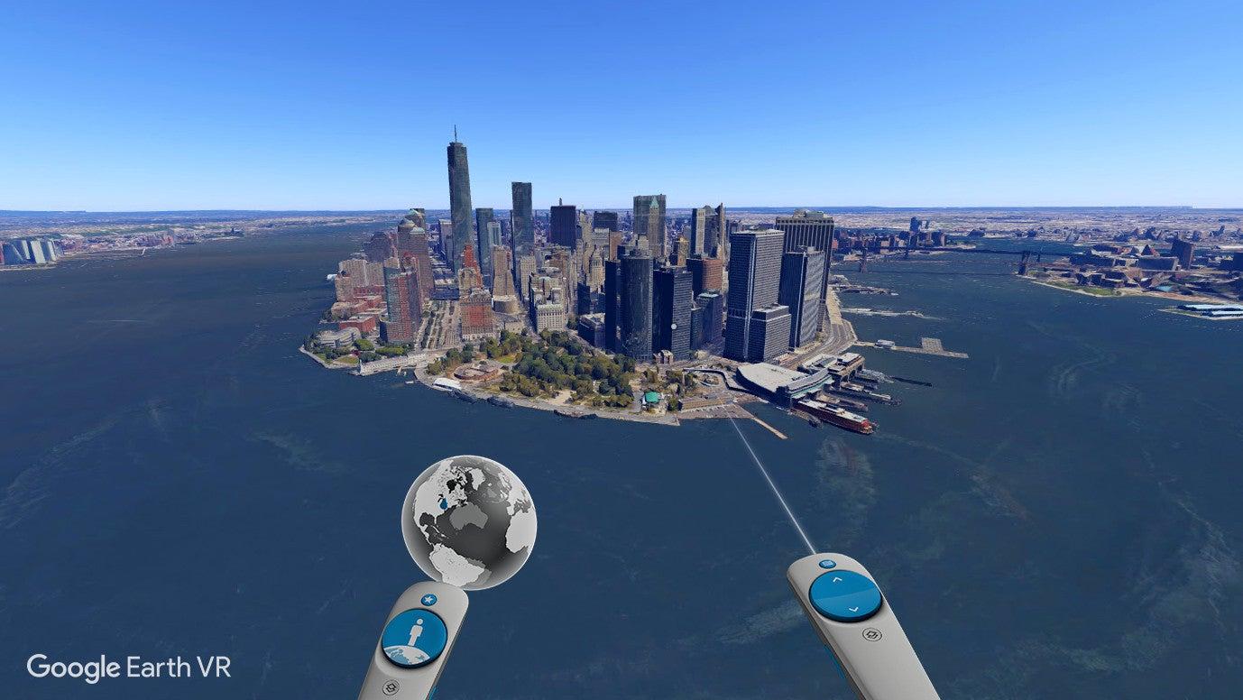 Google nuevo VR