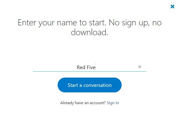 how to change skype account name