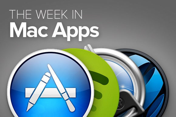 New Mac apps of the week