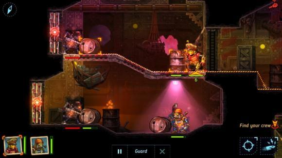best ios games 2016 steamworld